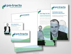 © designstuuv.de | 2015 Gestaltung Druck Visitenkarten Flyer PM Tracto Marco Bogendörfer NLP Trainer http://designstuuv.de/portfolio/pm-tracto-muenchen/