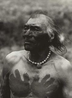 inspiring | body paint | ink | tribal | body art | warrior | nature | peace