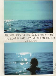 I'm so obsessed with this quote I think it'll end up inked on me fo' goood!