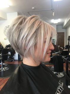 30 Most Popular Short Hairstyles For Women – Stylendesigns Hairstyles for Short Layered Hair Popular Short Hairstyles, Short Hairstyles For Thick Hair, Haircut For Thick Hair, Short Hair With Layers, Short Hair Cuts For Women, Bob Hairstyles, Curly Hair Styles, Fashion Hairstyles, Woman Hairstyles