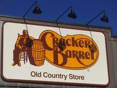 Cracker Barrel Restaurants Secret recipes, you can now make at home http://pinterest.com/jimmy7641/your-pinterest-book-store/