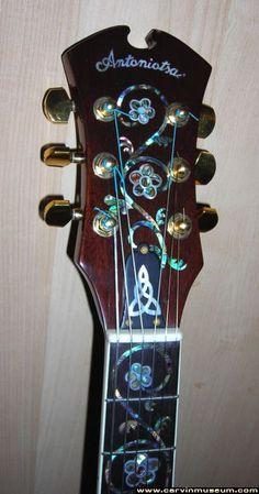 Carvin Museum :: View topic - Antoniotsai guitars