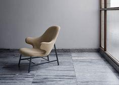 Great Dane Catch Lounge Chair JH13   Armchairs   est living Design Directory   Furniture   est living