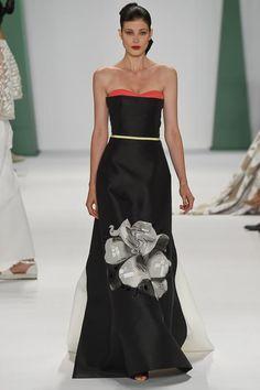 Carolina Herrera Spring 2015 Ready-to-Wear