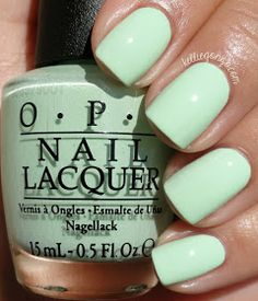 Summer nails opi summer nails sommern gel opi ongles d t opi u as . Colorful Nail Designs, Nail Art Designs, Trendy Nails, Cute Nails, Nails Opi, Nail Polishes, Essie Gel, Gradient Nails, Stiletto Nails