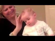 Parenting hack video: How to get a baby to sleep in a minute - YouTube