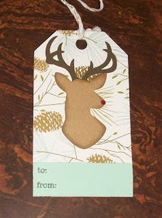 Little Crop Shop on the Corner: Gift Tags for CTMH Featured Products Blog Hop