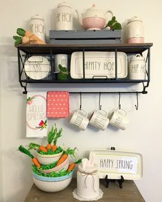 Decorating For Easter With Rae Dunn Easter Pinterest