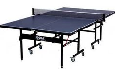 Joola Tour 1800 ¾ Inch Professional Grade Table Tennis Table with Net Set Perfect for Interactive Indoor Games with Family and Friends - Features Assembly, Playback Mode, Compact Storage, White Outdoor Table Tennis Table, Outdoor Tables, Best Ping Pong Table, Olympic Table Tennis, Table Tennis Conversion Top, Table Tennis Equipment, Foldable Table, Thing 1, Indoor Games