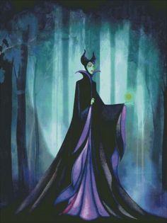Maleficent Custom Italian Charm from Disney movie Queen Sleeping Beauty