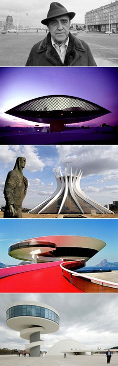 RIP Oscar Niemeyer