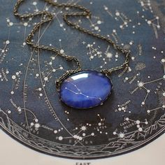 Taurus Constellation Necklace | Juju Treasures