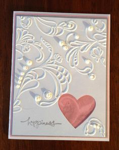 Bridal Shower Card Front By Fielder
