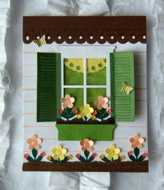 Madison Window Cards by shoregirl - Cards and Paper Crafts at Splitcoaststampers