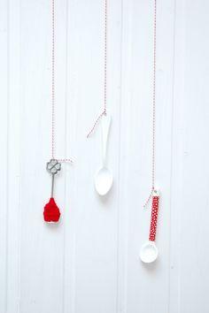Pretty spoons - by birdsintrees