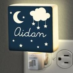 Personalized Sweet Dreams Night Light
