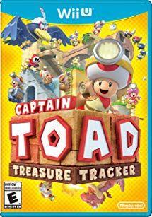 Captain Toad Treasure Tracker w/ Toad amiibo Bundle Nintendo Wii U Kirby Nintendo, Nintendo Wii U Games, Wii Games, Nintendo Splatoon, Nintendo Characters, Arcade Games, Playstation, Ps4, Consoles