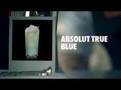 Absolut True Blue Recipe - Absolut Drinks
