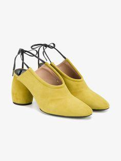 DRIES VAN NOTEN SLINGBACK MULES. #driesvannoten #shoes #pumps