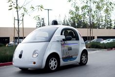 #GOOGLE #SelfDriving #Czar Says Collisions are Teachable Moments...