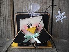penguin blockhead