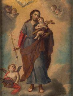 San José con el Niño Jesús de Alonso Cano - Szukaj w Google