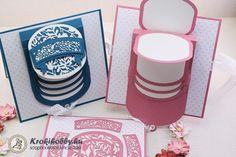 Vízesés minialbum - TS2159E Mini, Banner, Container, Scrapbook, Tableware, Banner Stands, Dinnerware, Banners, Dishes