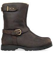Bruine Ugg laarzen Grandle boots