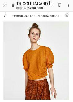 Zara caramel skirt