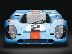 Gulf Porsche - simply stunning......