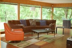 midcentury modern home plans - Google Search