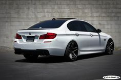 The best part about subtle tuning like this is that looking at this F10BMW 550i with its custom wheels you can't help but wonder one thing. Description from bmwcartuning.com. I searched for this on bing.com/images
