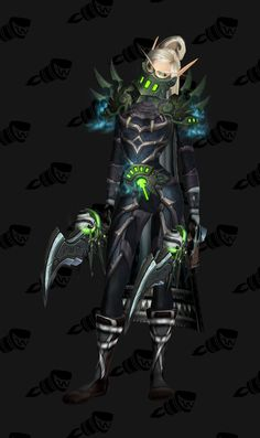 World of Warcraft — koalamogs: Rogue: The Kingslayers Hello anon! Wow Hunter Transmog, Demon Hunter Transmog, Rogue Transmog, Wow Rogue, Rogue Cosplay, World Of Warcraft 3, Wow World, Multimedia Arts, Heroes Of The Storm
