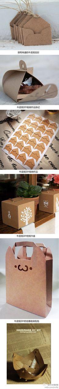 diy - gift boxes