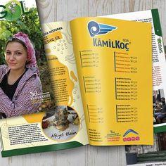 'SARIGÖL' dergisi Eylül sayısı..  #sarigol #manisa #dergi #magazine #design #tasarim