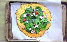 How to Make Tasty, Lower-Carb Pizza Crust at Home ‹ Hello Healthy