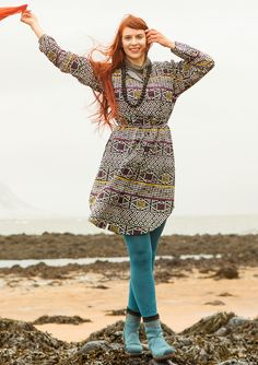 Tunics – GUDRUN SJÖDÉN – Webshop, mail order and boutiques | Colourful clothes and home textiles in natural materials.