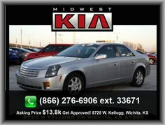 2007 Cadillac CTS Base Sedan  Trip Computer, 4 Door, Tilt-Adjustable Steering Wheel, Front Reading Lights, Abs And Driveline Traction Control, Dusk Sensing Headlights, Gross Vehicle Weight: