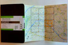 Moleskine Paris City Notebook