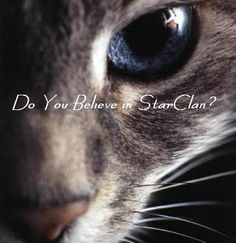 """I've never believed in anything until this. Yes, I believe in StarClan. <<< I truly believe in Starclan. Sometimes I think/whisper """"Great Starclan!"""" or """"Starclan help me! Warrior Cats Quotes, Warrior Cats Series, Warrior Cats Books, Warrior 3, Warrior Cats Art, Cat Quotes, Herding Cats, Love Warriors, Comic"""