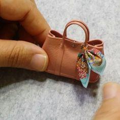 2017. Miniature Hemes Bag♡ ♡ By My Dollhouse
