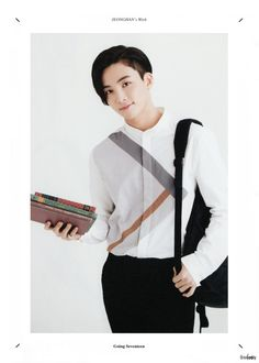 Jeonghan - Going Seventeen (Make A Wish Ver) Seventeen Going Seventeen, Seventeen Album, Jeonghan Seventeen, Woozi, Wonwoo, Astro Sanha, Day6 Sungjin, Pledis 17, Kpop Fanart