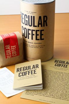10 Passionate Clever Tips: Coffee Packaging Retro coffee barista portland oregon. Coffee Barista, Coffee Cafe, Starbucks Coffee, Coffee Humor, Coffee Reading, Coffee And Books, Coffee Packaging, Kraft Packaging, Packaging Design
