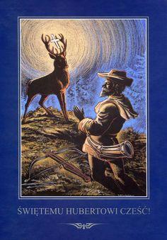 """Kapliczki ku czci świętego Huberta, które za sprawą myśliwych pojawiają się w całym kraju, dowodzą nie tylko naszego przywiązania do wiary i historii, ale także pragnienia, by polowanie odbywało się zawsze w sposób prawy oraz etyczny. Można się o tym przekonać oglądając wspaniały album """"Świętemu Hubertowi cześć!""""."""