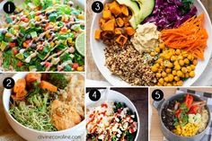 How to Create a Healthy Lunch Bowl