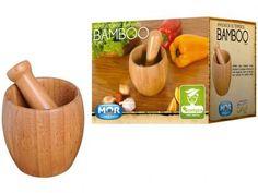 Amassador de Temperos Bamboo - Mor com as melhores condições você encontra no…