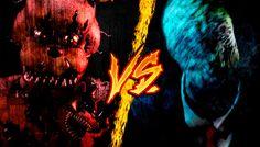 Freddy Fazbear Vs. Slenderman    Combates Mortales de Rap    Jay-F