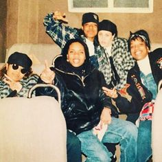 Janet jackson, MC lyte and others! #janetjackson #mclyte #femalerappers #throwback #divas #mahoganygirl