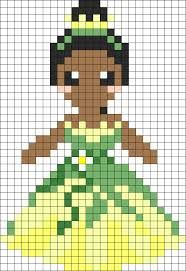 perler bead princess - Google Search