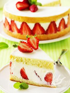 Ricotta, Bakery Recipes, Cooking Recipes, Cake & Co, Drip Cakes, Food Art, Nutella, Sweet Tooth, Sweets